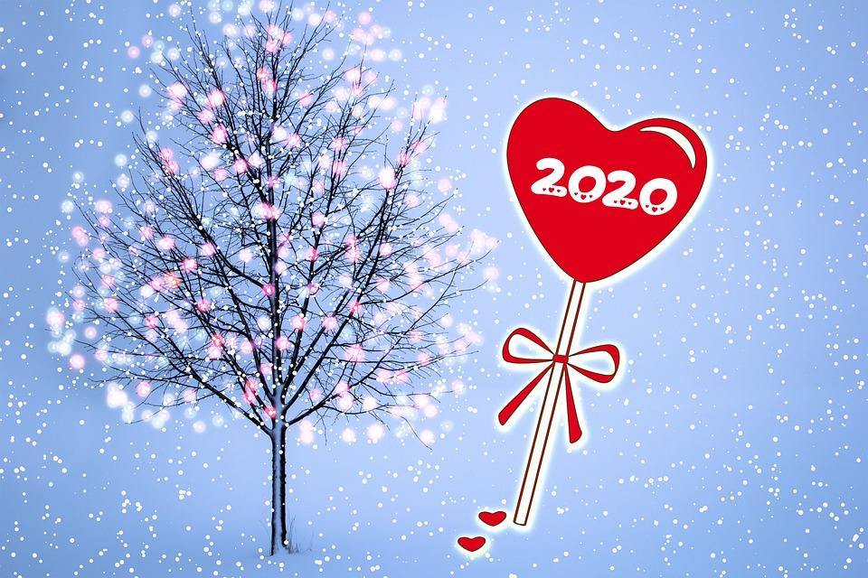 סילבסטר, ראש השנה, 2020, חגיגה