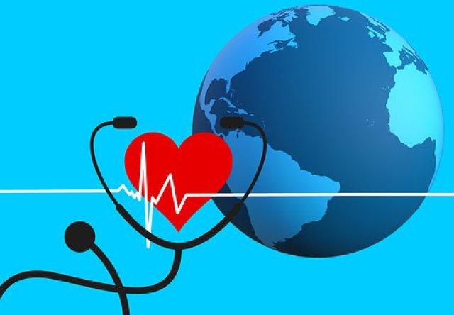 World, Health, Day, Medicine, Heartbeat