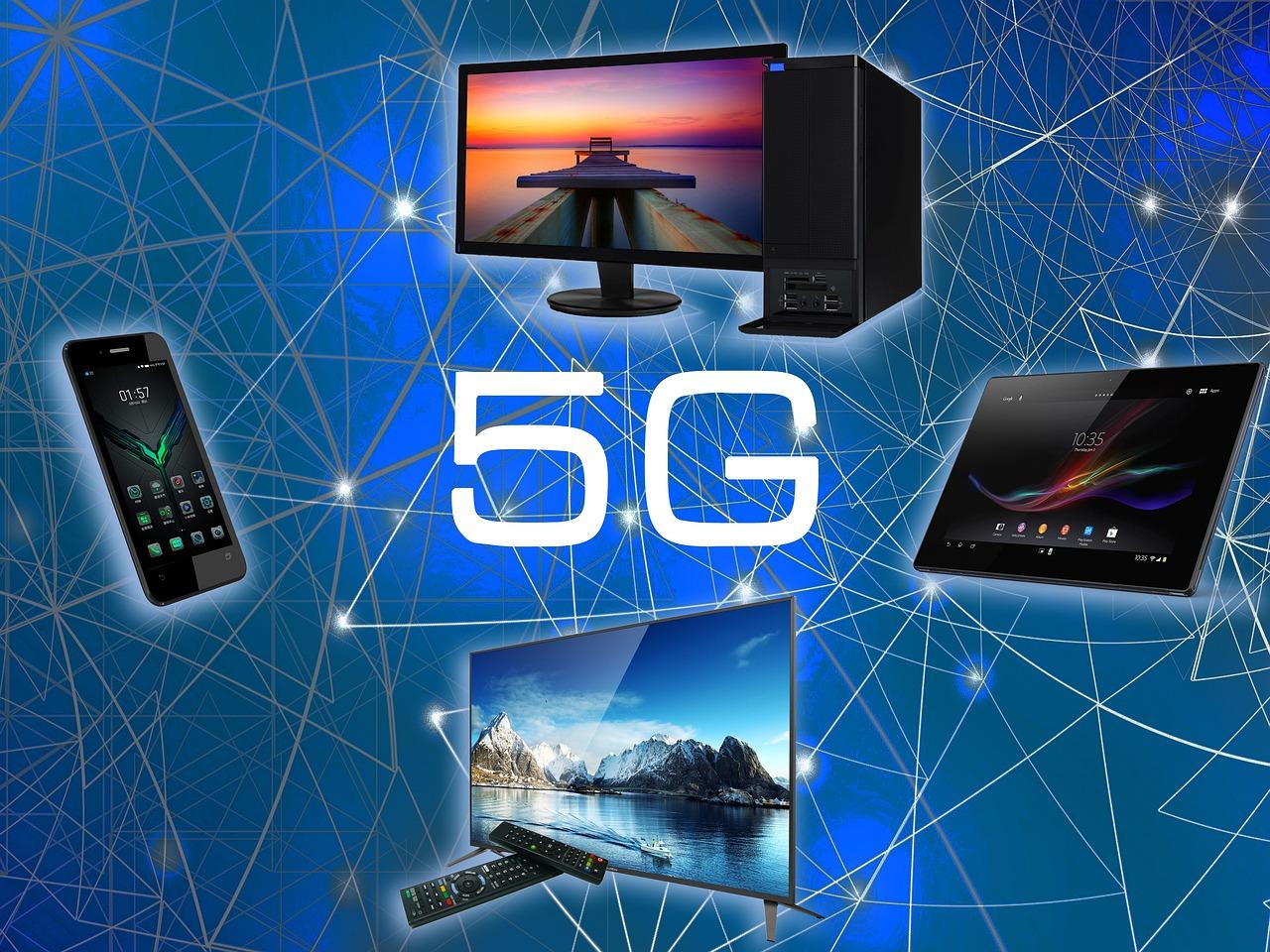 Network 5G The Internet - Free image on Pixabay