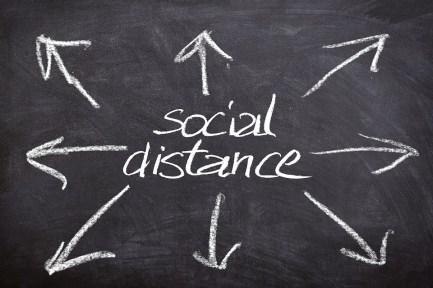Covid-19, Coronavirus, Soziale Distanz, Distancing