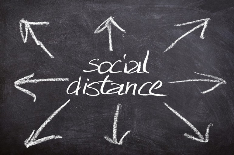 Covid-19, Coronavirus, Social Distance, Distancing