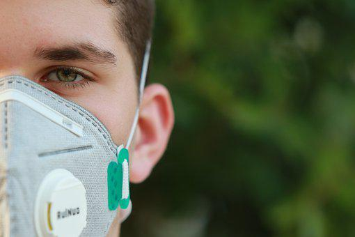 Washable Anti Pollution Mask