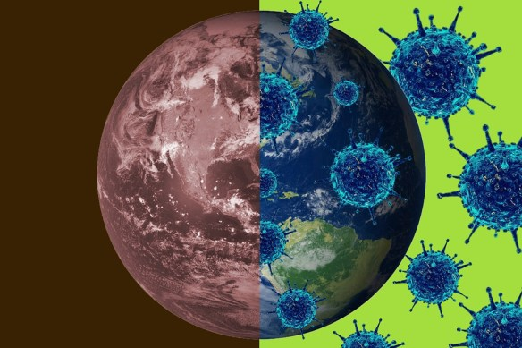Earth, Coronavirus, Covid-19, World, Hygiene, Pandemic