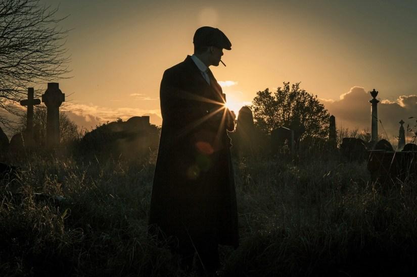 Peaky Blinders Tomm Shelby Sunset - Free photo on Pixabay
