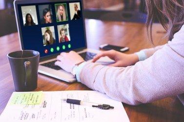 Vídeo-Conferência, Skype, Webinar, Vídeo