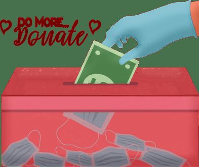 Coronavirus, Social Distance, Donate, Corona, Distance