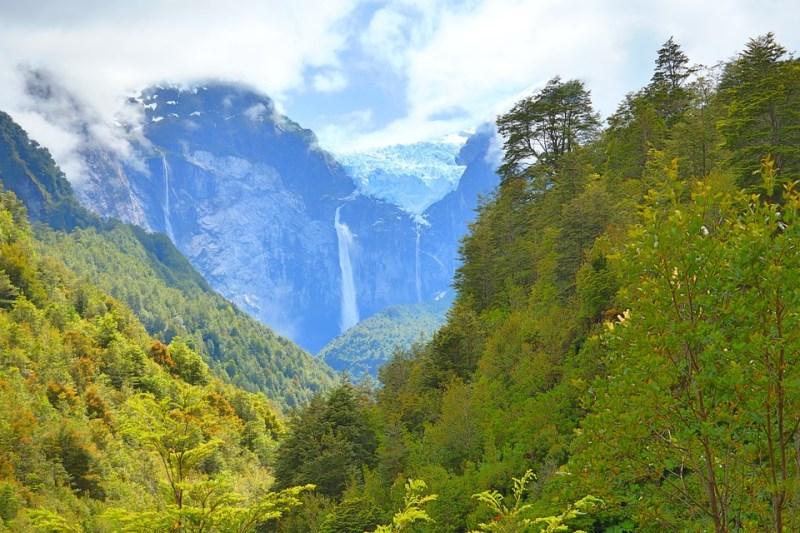 Carretera Austral, Chile, Patagonia, Glacier, Nature