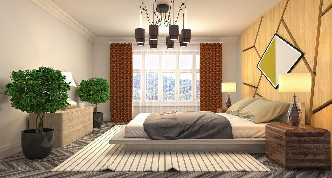 Sovevaerelse Interior Design Gratis Billeder Pa Pixabay