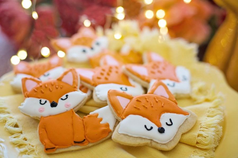 Cookies Fox Royal Icing - Free photo on Pixabay