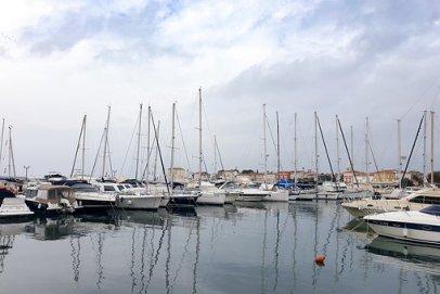 Marina, Barche, Acqua, Barche A Vela