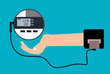 Sfigmomanometro, Medico, Digitale