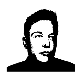 Elonマスク, 投資家, 発明者, 有名人, ムスク, テスラ