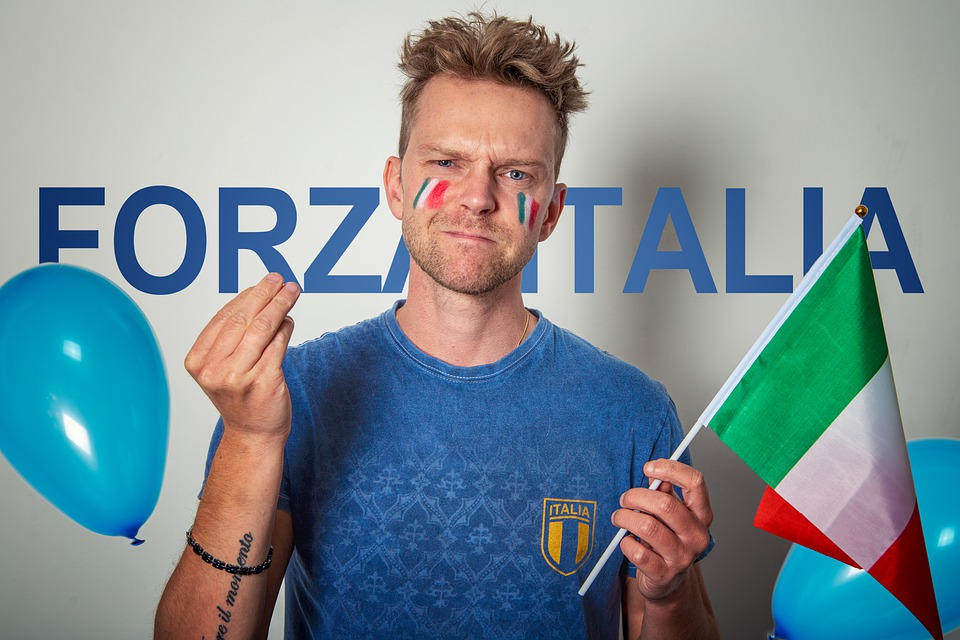 Italy, Supporter, Sad, Unhappy, Lose, Lost, Match