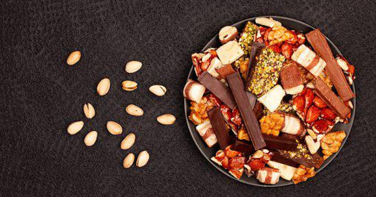 Chocolates, Desserts, Food, Sweets, Nuts, Ways to get more Antioxidants into your Diet.
