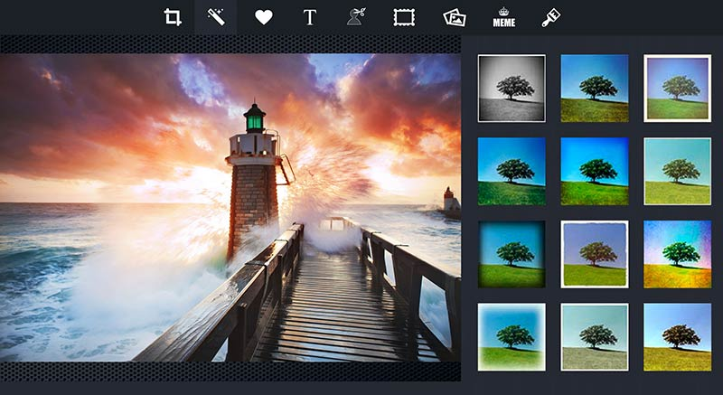 Photo Editor  Pizap Free Online Photo Editor