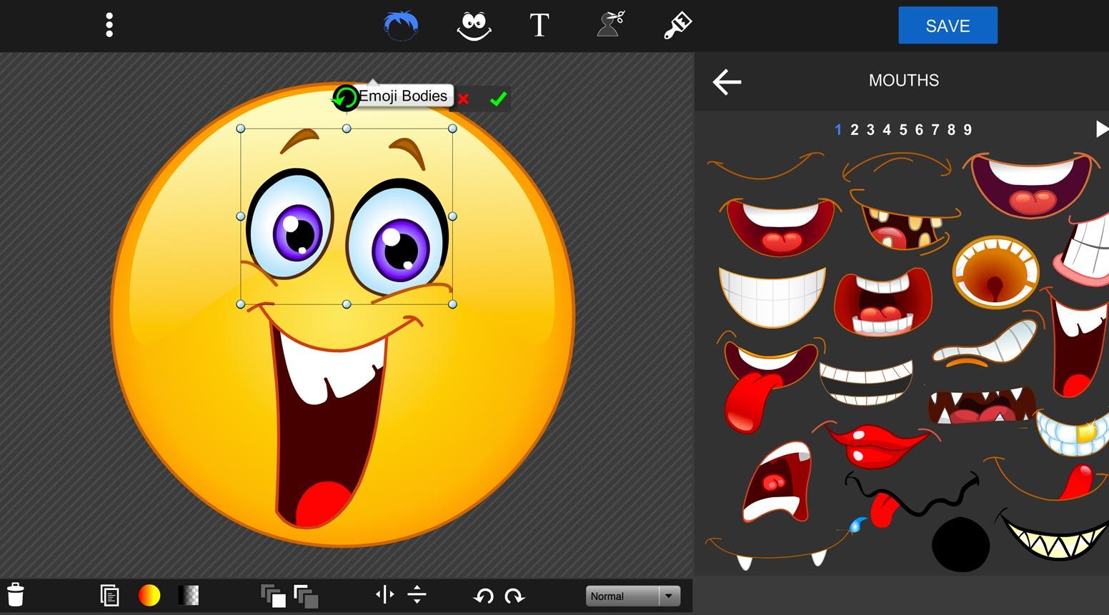 Online Emoji Maker Design Your Own Emoji