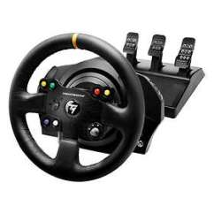 Steering Wheel Pc Watch Movement Diagram Find The Best Price On Thrustmaster Tx Racing Leather Edition Xbox One