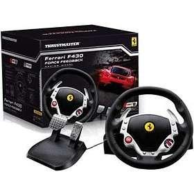 steering wheel pc diesel engine starter diagram find the best price on thrustmaster ferrari f430 ffb racing ps3 pricespy ireland