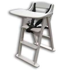 Wooden High Chair Uk Ergonomic Gold Coast Find The Best Price On Safetots Compare Deals