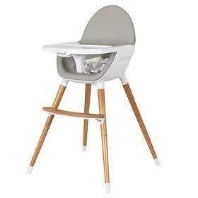 wooden high chair uk lsu folding chairs find the best price on koo di duo convertible