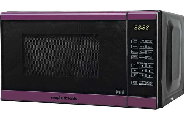 Best Deals On Morphy Richards EM820CPTF PM Purple