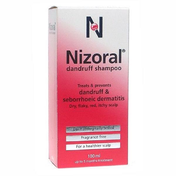 Nizoral Dandruff Shampoo 100ml al miglior prezzo