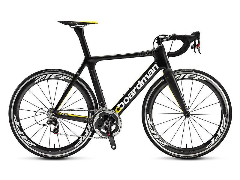 Best deals on Boardman Elite AiR 9.8 Red 2014 Bicycle