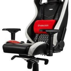 Best Price Gaming Chair Steelcase Accessories Deals On Noblechairs Epic - Compare Prices Pricespy