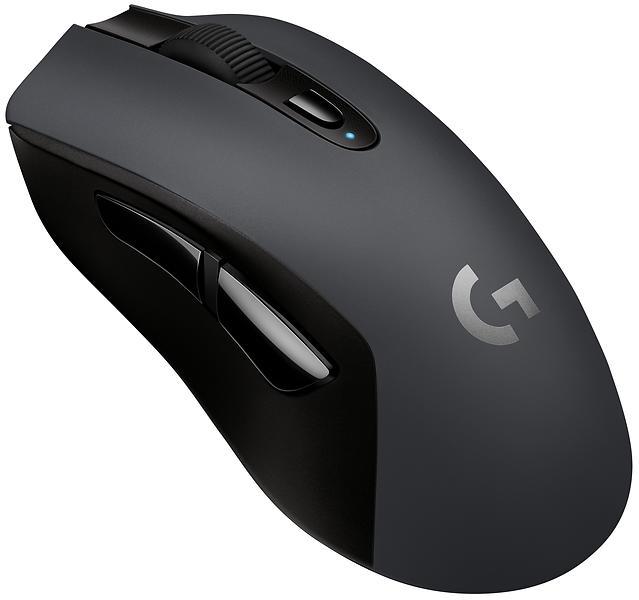 Prisutviklingen På Logitech G603 Mus & Pekeenheter