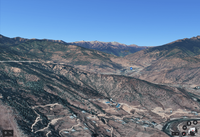 Screen Shot 2021 08 17 at 2.47.48 PM 640x438 - The Approach From Hell To Paro, Bhutan… Here's How The Pros Do It
