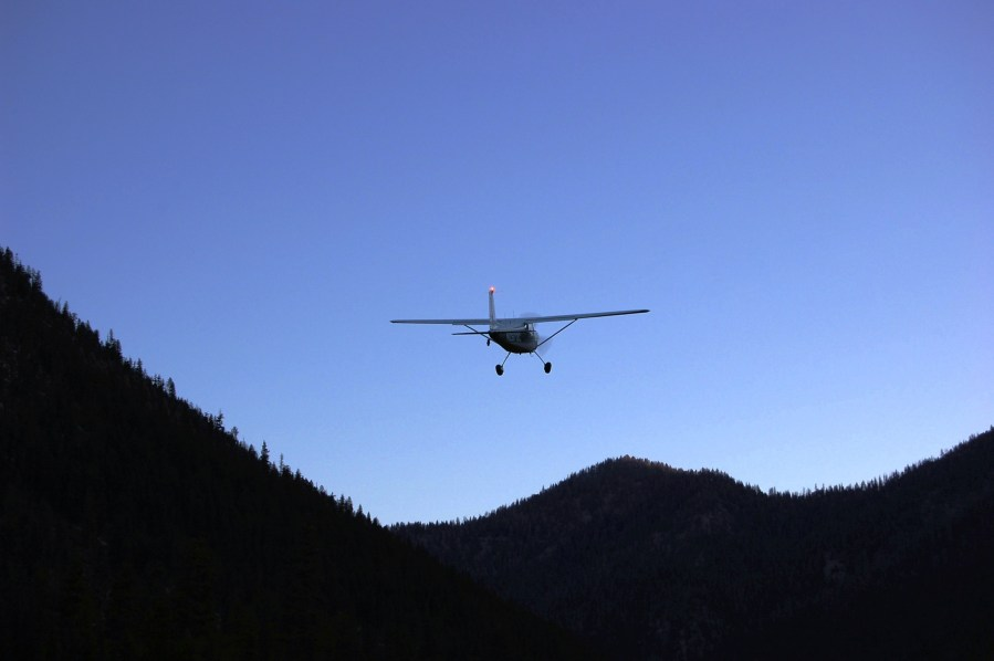 Cessna 180 Dawn patrol 1 - NTSB Searching For Second Plane That Was In Midair And Is Nowhere To Be Found