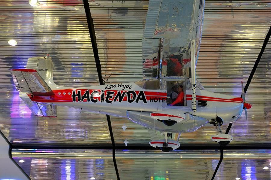 hacienda this incredible plane - Hacienda: A Legendary Modified Cessna 172