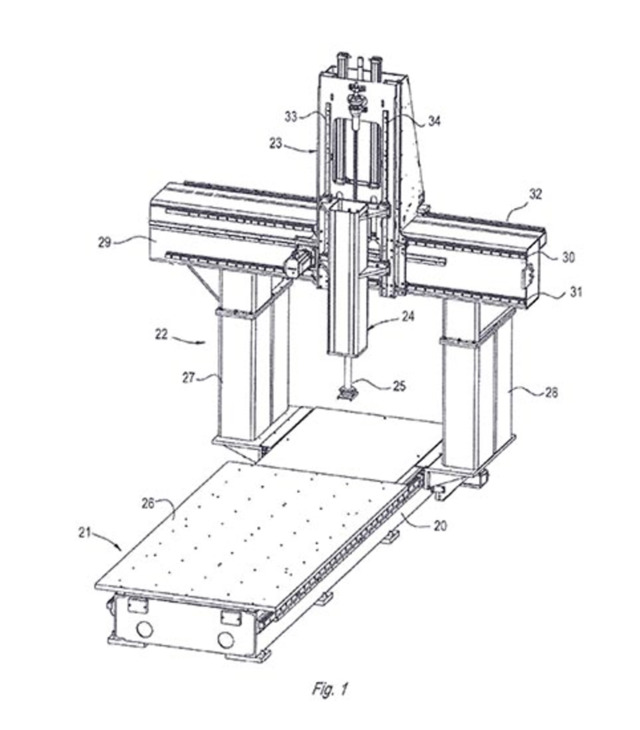 Patent Report: Firm offers 3-D pultrusion system