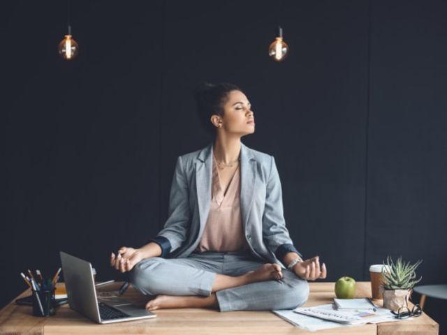 Você já meditou ou praticou yoga?