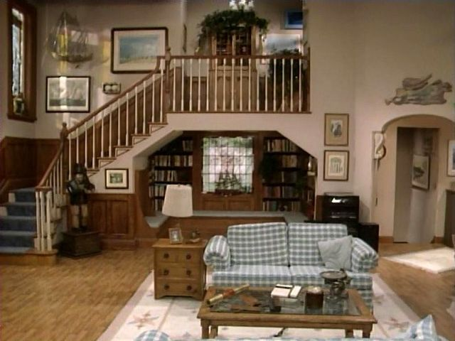 Quiz Match The Famous Living Room To Tv Sitcom Apartment Therapy