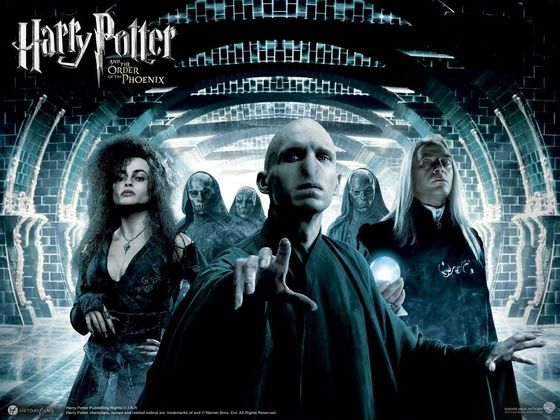 Which Harry Potter Death Eater Are You Playbuzz