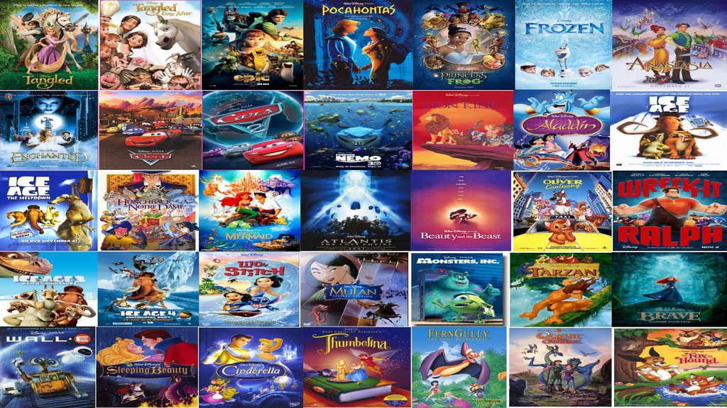 Image result for animated movies