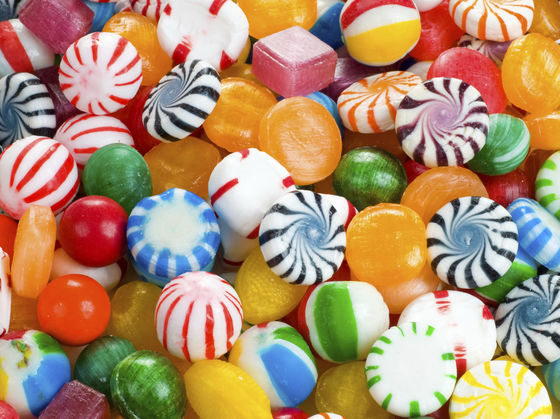 Can we guess how old you are based on your favourite sweets? Take our quiz