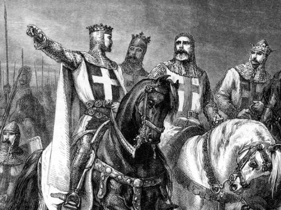 When did the Crusades start?