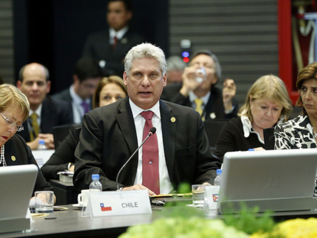 Miguel Díaz Canel (vicepresidente de Cuba)