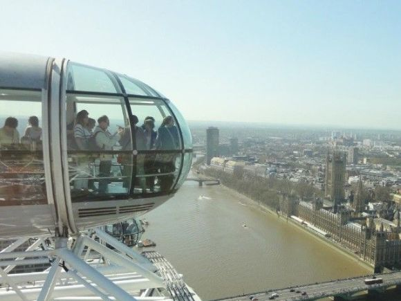 This is the view from the most reviewed attraction in the country – but what is it?