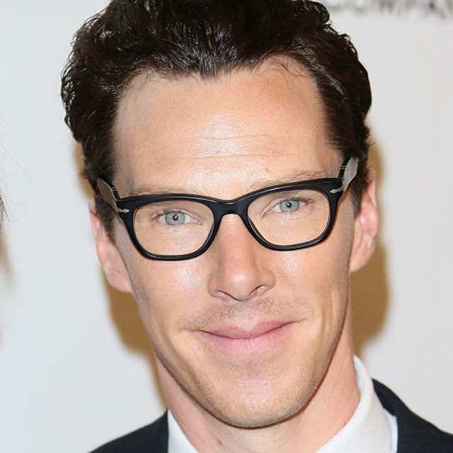 When we all geeked out over his specs appeal at the Golden Globes