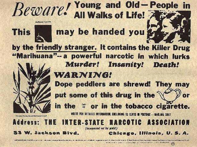 Image result for cannabis propaganda