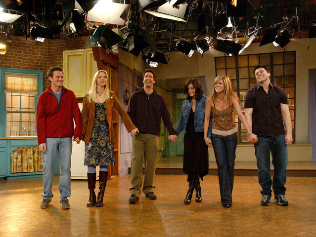 Friends Fanatics May Not Even Know These Facts About The Television Show | Playbuzz