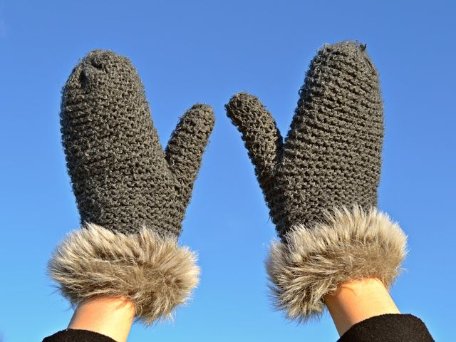 How cold are your hands right now?