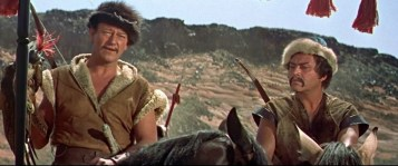 Image result for the conqueror john wayne