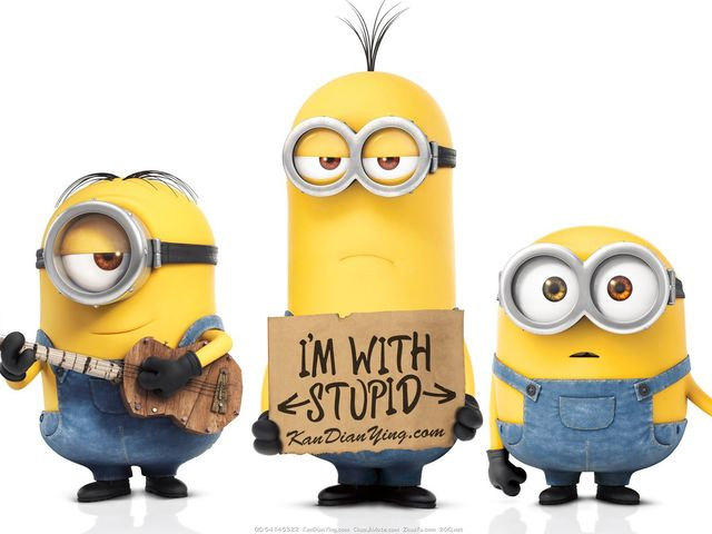 You Call Yourself A Minion Fan? Take This Quiz And Prove