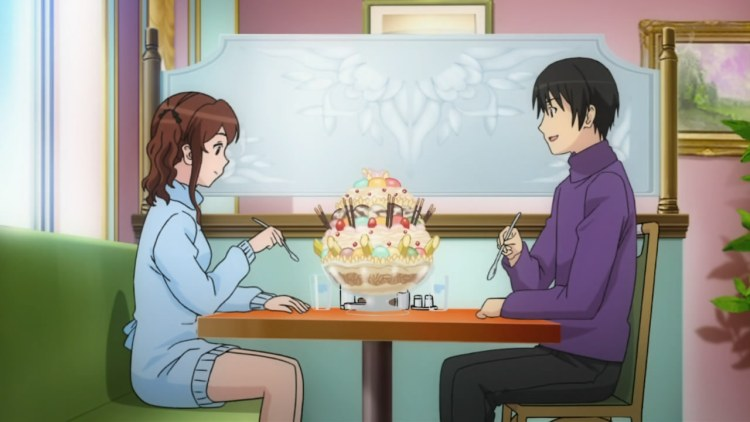 Image result for anime date