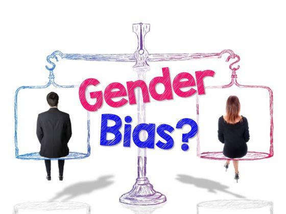 Image result for gender bias