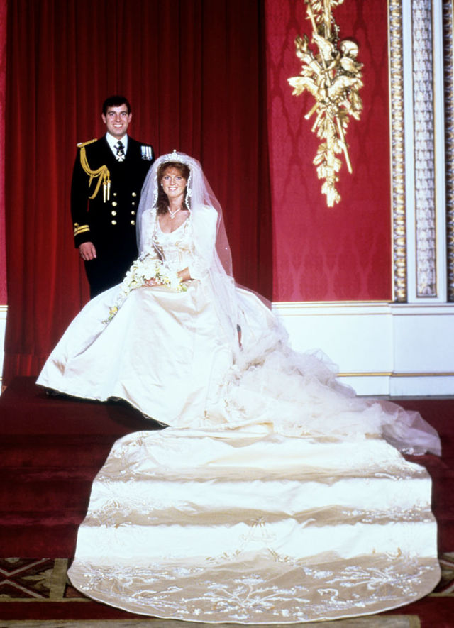 Ranking The 10 Best Royal Wedding Dresses Throughout British History  Playbuzz